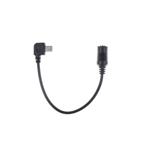 JT Mini USB to 3.5MM Microphone Mic Cable Adapter For  Hero 3 Camera