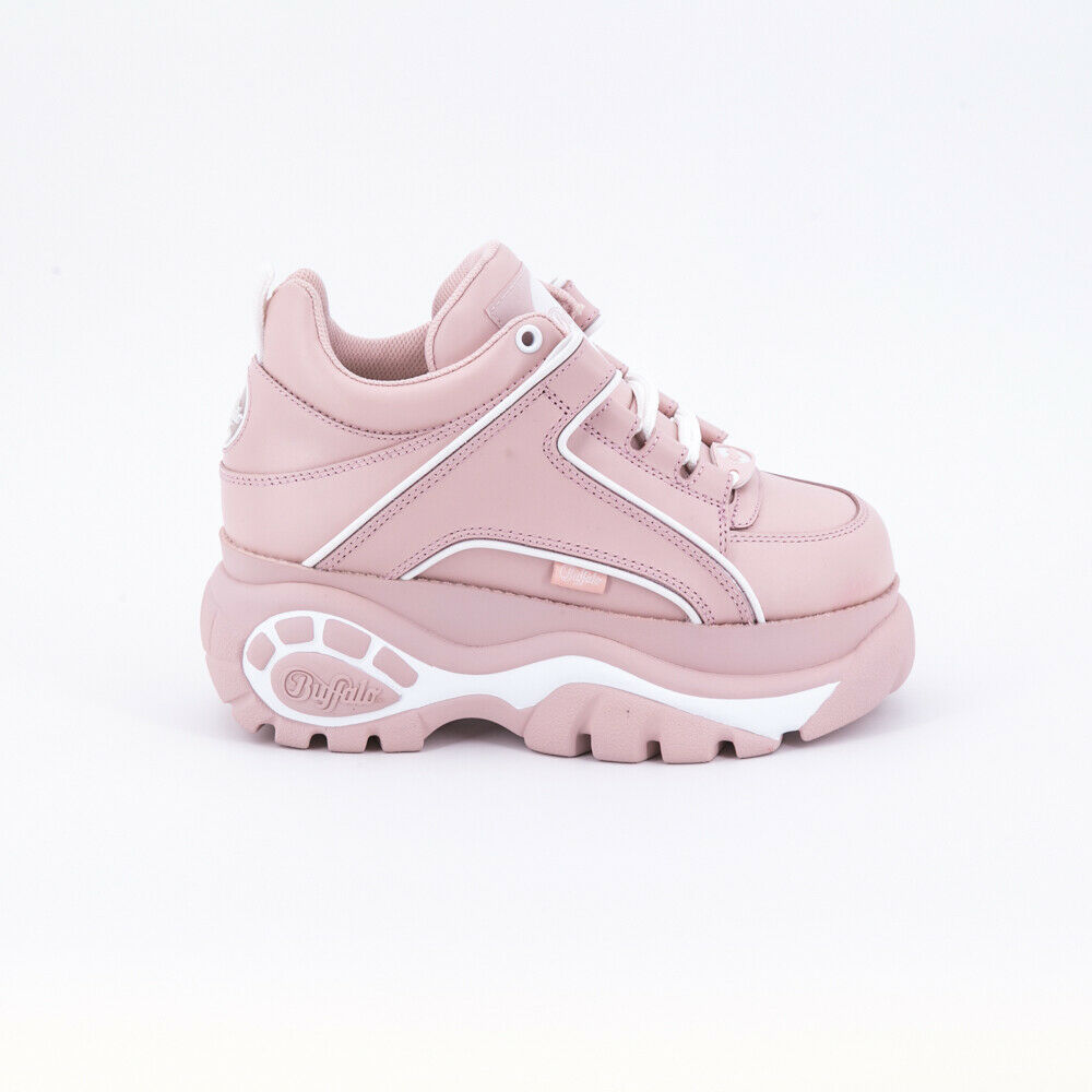 7bdfae2bb BUFFALO LONDON pink n. 40 NUOVE ORIGINALI 100% zdsxim7368-Scarpe da  ginnastica