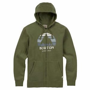Burton-Underhill-Full-Zip-Hooded-Jacket-Hoodie-Sports-Jacket