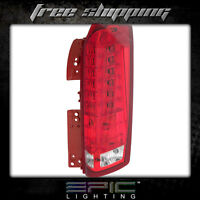 Fits 2010-12 Cadillac Srx Taillight Lamp Passenger Right Only