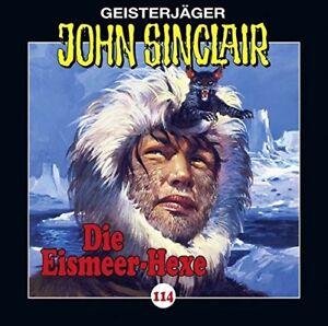 JOHN-SINCLAIR-FOLGE-114-DIE-EISMEER-HEXE-CD-NEU