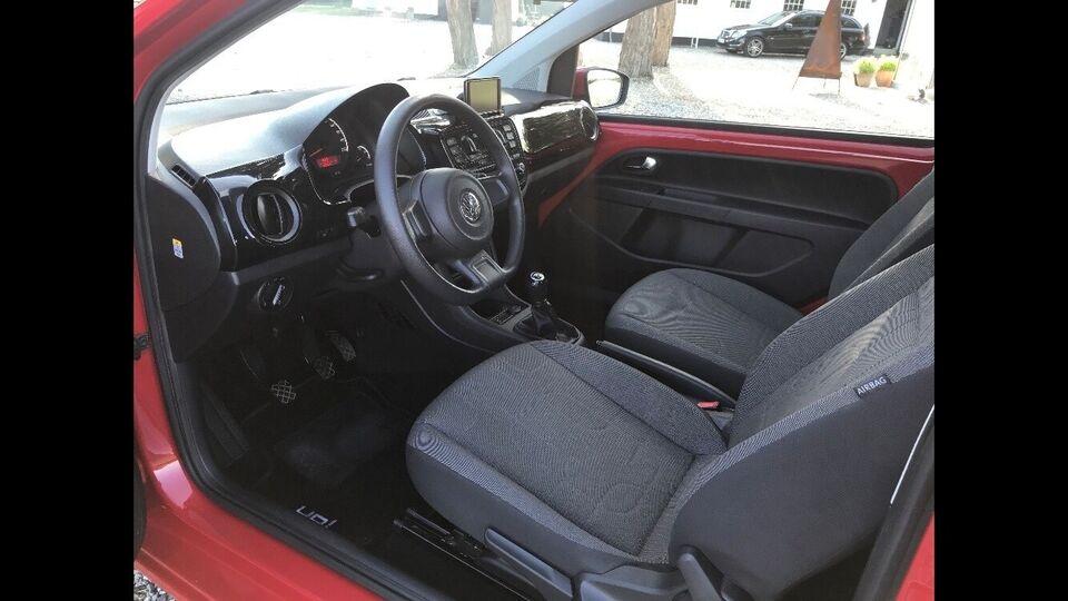 VW Up!, 1,0 75 Move Up! BMT, Benzin