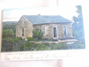1905-10 1784 Law School first in America Litchfield Connecticut CT Post Card