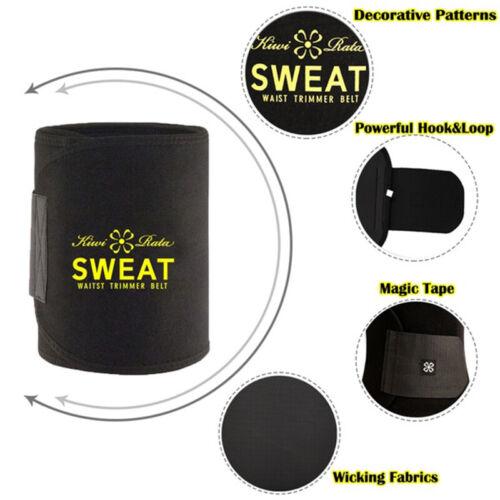Women Fajas Colombianas Indoor Sport Exercise Gym Belt Yoga Sauna Sweat Shapers