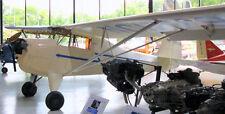 "Vintage AERONCA ""K"" 54"" Comet FF or RC Model Airplane PLAN + All Parts Patterns"