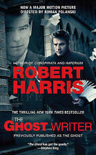 The Ghost Writer by Robert Harris (Paperback / softback)