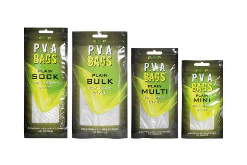 ESP PVA Bags all sizes