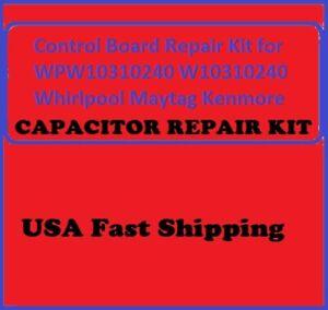 Control-Board-Repair-Kit-WPW10310240-W10310240-Whirlpool-Maytag-Kenmore