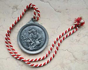 Medaille aus Zinn-Marschfreunde Kumhausen b. Landshut v.1975-München-Ergolding