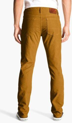 28,36,38 NEW Vince Men/'s Corduroy Five Pocket Pants Colors Beige /& Camel SZ