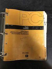 John Deere 350c Parts Manual Catalog Crawler Bulldozer Loader Pc 1480 Guide