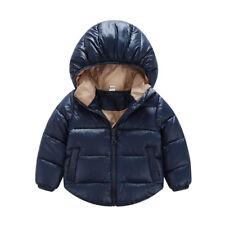 b186146a5 Newborn Baby Boy Puffer Snowsuit Pram Winter Jacket Outerwear 0-3m ...