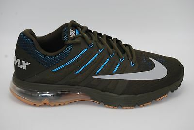 d667c24af70 MENS NIKE AIR MAX EXCELLERATE 4 SHOES SIZE 7.5 cargo khaki 806770 300 MSRP   130
