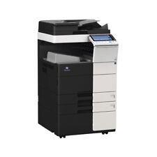 Konica Minolta Bizhub C554 A3 Color Mfp Printer Copier Scanner 55ppm