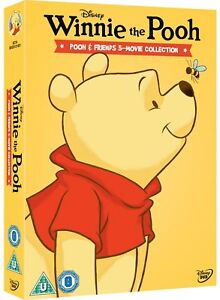 Winnie-the-Pooh-Pooh-amp-Friends-5-movie-Collection-Box-Set-DVD