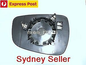 RIGHT DRIVER SIDE HEATED MIRROR GLASS FOR HYUNDAI VELOSTER 2012 ONWARD