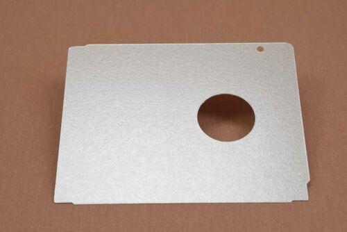 Glimmerscheibe für Mikrowelle LG 3052W1M007B //3052W1M007F 111.5mm x 140.3mm
