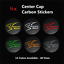 4x-PEUGEOT-SPORT-Badge-Logo-Carbon-Center-Caps-Alloy-Rim-Wheel-Hub-Stickers thumbnail 1