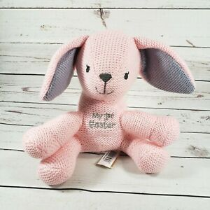 Dan-Dee-Collectors-Choice-7-034-My-First-Easter-Bunny-Rabbit-Baby-Plush