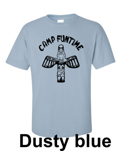 Camp Funtime T Shirt worn by Debbie Harry Blondie Plastic Letters Parallel Lines