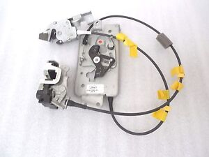 04 thru 08 F-150 OEM Ford Rear Side Door Latch /& Cable Extended Cab LEFT DRIVER