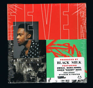 BLACK MILK - FEVER - CD 12 TITRES - 2018 - NEUF NEW NEU
