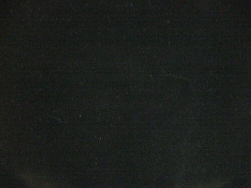 FABRIC VELVET*no nap*Black//Navy*45 in wide Acetate//Nylon  3 yard uncut piece