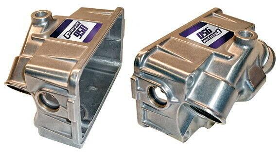 Proform Carburetor Fuel Bowl 67162; Center Hung Silver Aluminum