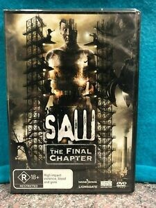 Saw-The-Final-Chapter-BRAND-NEW-FREE-POST