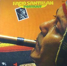 2erLP FACIO SANTILLAN - portrait, Foc, Barclay, nm