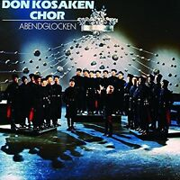 Serge Jaroff / Don Kosaken Chor Abendglocken (12 tracks, 1955/56/70) [CD]