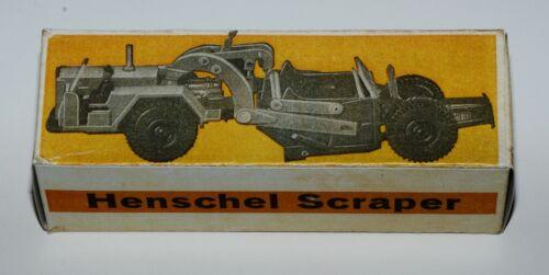 Reprobox Siku V 177 Henschel Scraper