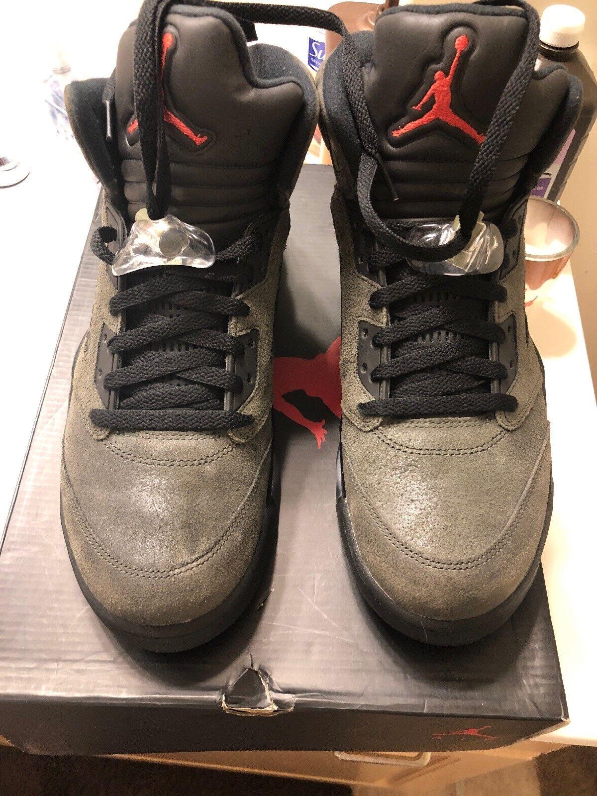 Jordan 5 Fear Size 10.5 Vnds