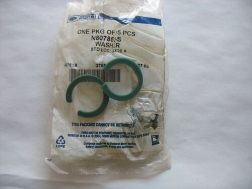 N807853-S Continental Steering Gear Inner Tie Rod End Retainer Qty 1 NOS Ford