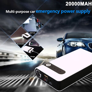 20000mAh-Jump-Starter-Car-Battery-Charger-Power-Bank-Booster-Light-12V-Portable