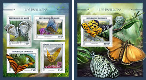 Bees Insects Fauna Mali Mnh Stamp Set Stamps Animal Kingdom