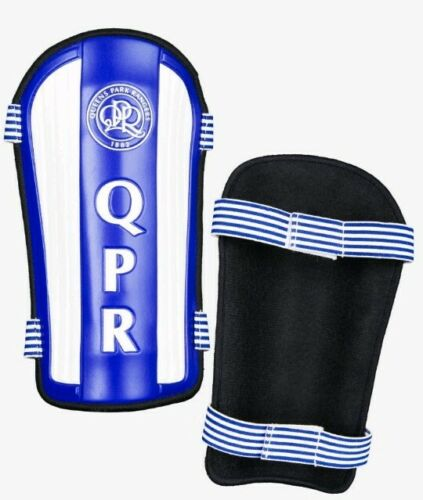 QPR QUEENS PARK RANGERS NEW CREST ADULT SHIN PADS