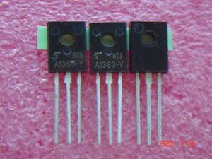 10-pcs-2SA1360-Y-150V-50mA-1-2W-TO-126-10-Transistors-Toshiba-Generic-NEU
