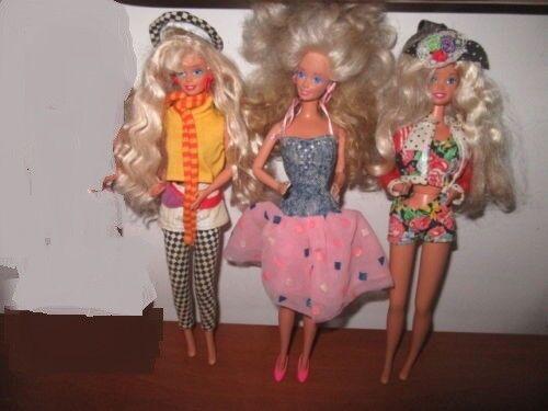 Superstar 80 Benetton Parle Adolescente Parfum Barbie Beau Mattel Lotto Magique T8xS15