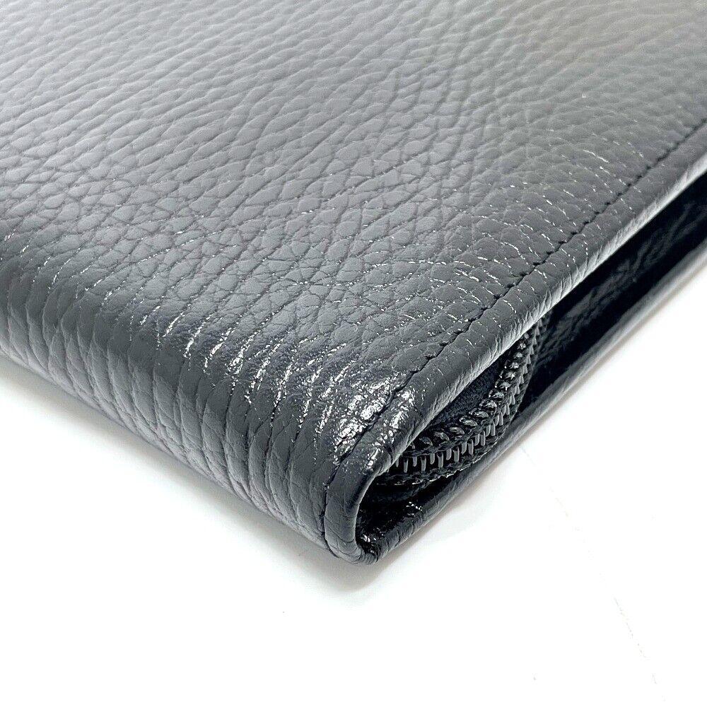 GIANNI VERSACE Zipper folded in half Medusa Fashion Accessories Travel pouch