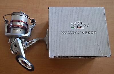 Mini XM100 Angelrolle Stahl Spinnangeln m