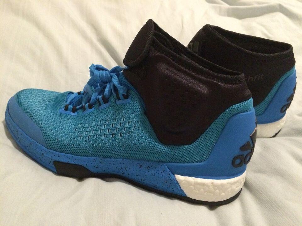 Basketstøvler, Crazylight Boost Prim, Adidas
