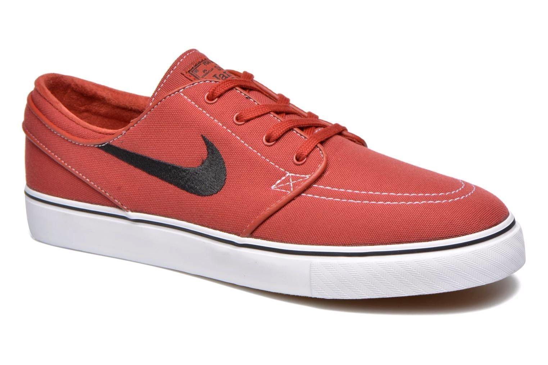 Nike sb zoom stefan janoski basso scarpe rosso uomini scarpe 615957-600 dimensioni 13 nuovi