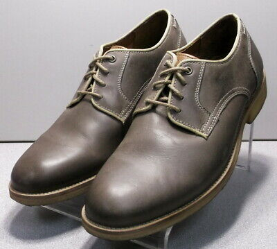 271744 PF50 Men/'s Shoes Size 10.5 M Brown Leather 1850 Series Johnston /& Murphy