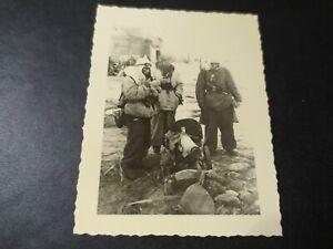 2 WK Foto  Wehrmacht Stalingrad
