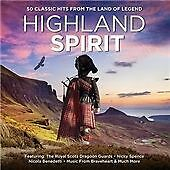 HIGHLAND SPIRIT - 50 CLASSIC HITS FROM THE LAND OF LEGEND- NEW & SHRINK WRAPPED