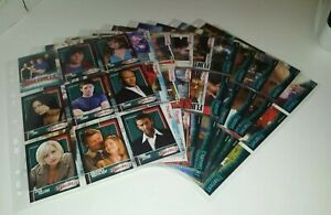 Inkworks, 2005 Smallville Season Four Trading Card Base Set
