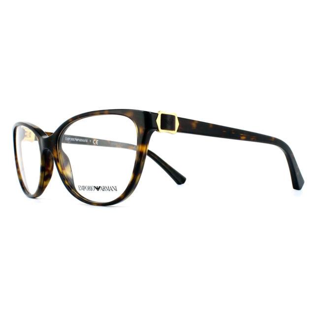 e78541c045b Emporio Armani Ea3077 5026 52 Occhiali Eyeglasses Brille Lunettes ...