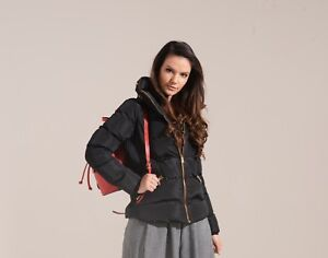Charcoal-Fashion-Women-039-s-Black-Quilted-Winter-Puffa-Jacket-01W17-DHALIA