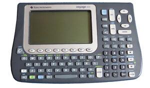 Texas-Instruments-TI-Voyage-200-Calculator-Manual-70